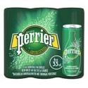 Water PERRIER metal box 33 cl