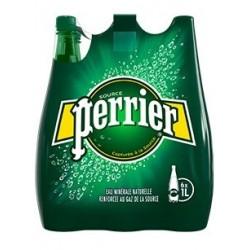 Acqua PERRIER bottiglia di plastica 1 L