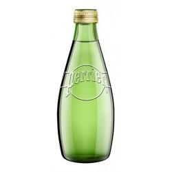 Eau PERRIER bouteille en verre 20 cl