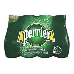 Agua PERRIER botella de vidrio 20 cl