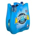 Water PERRIER Fine Bubbles blue plastic bottle 1 L