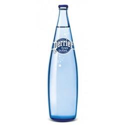 Wasser PERRIER Feine Blasen 12 Flaschen 1 L in Mehrwegglas (Kaution von 4,20 € im Preis enthalten)