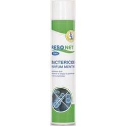 Bakterizider Lufterfrischer AFNOR NFT72-150 Menthol Parfüm Spray 750 ml