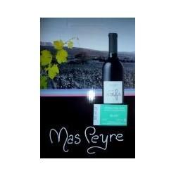 Mas Peyre COTES CATALANES Vino Blanco IGP Fuente de Vino BIB 5 L