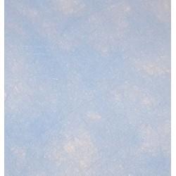 Chemin de Table Polytulle BLEU PASTEL largeur 30 cm - le rouleau de 10 m