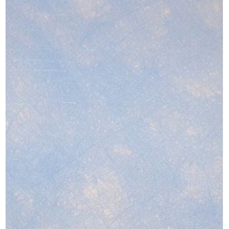 Corredor de la tabla Polytulle PASTEL AZUL Ancho 30 cm - el rodillo 10 m