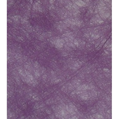 Table runner Polytulle PURPLE width 30 cm - the roll of 10 m