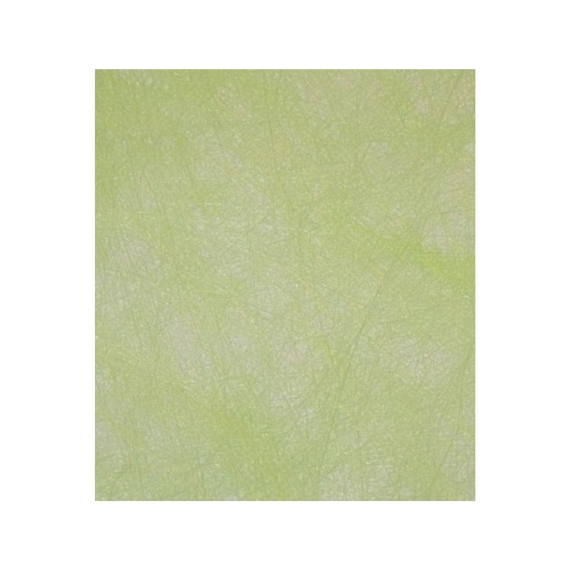 Table runner Polytulle CLEAR GREEN width 30 cm - the roll of 10 m