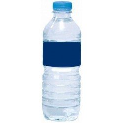 Quellwasser PET-Plastikflasche 50 cl