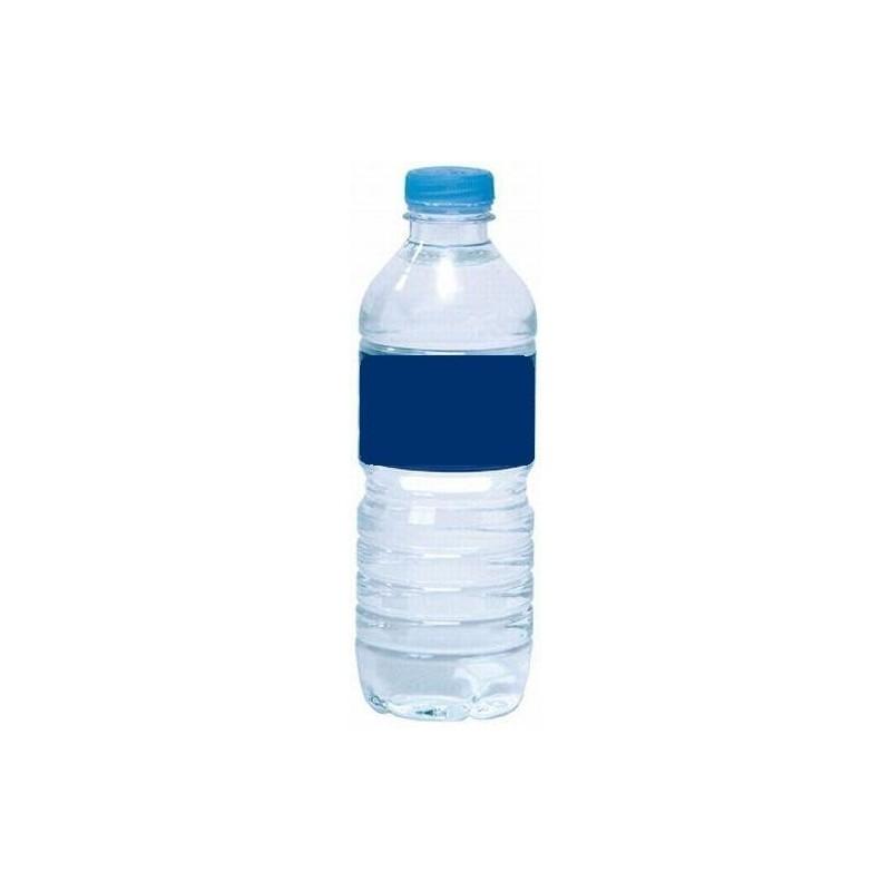 Fuente agua PET botella de plástico 50 cl