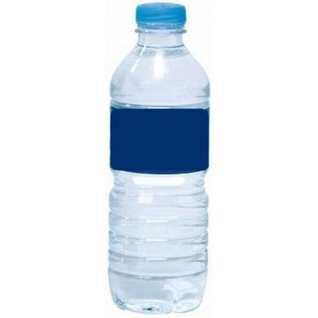 Fonte acqua bottiglia in plastica PET 50 cl