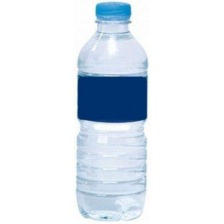 Source water PET plastic bottle 50 cl