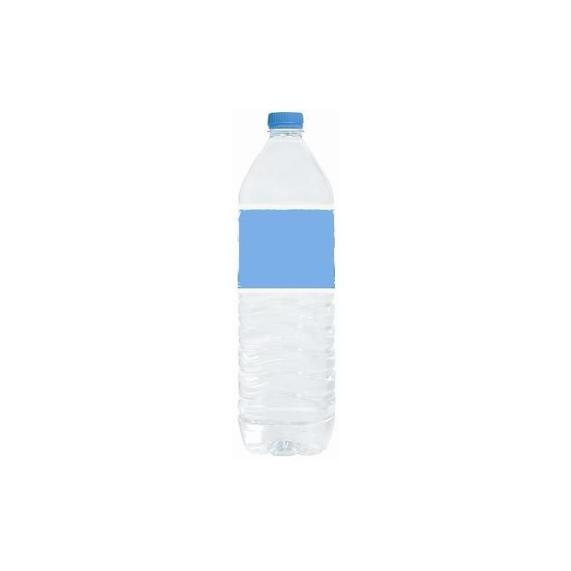 Admirable Eau de Source bouteille plastique PET 1,5 L SOURIRE DES SAVE ZK-24