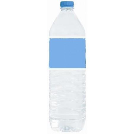 Eau de Source bouteille plastique PET 1,5 L