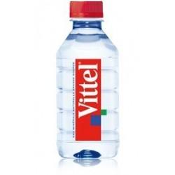 VITTEL bottiglia d'acqua in plastica PET 50 cl