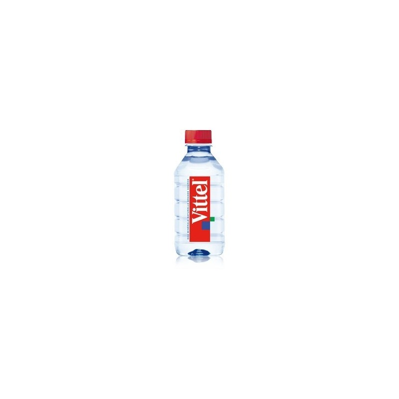 VITTEL water plastic bottle PET 50 cl