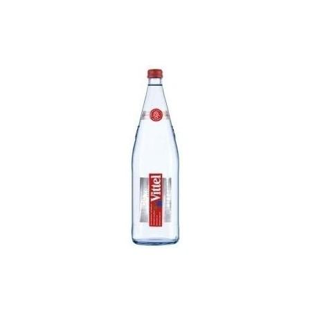 Eau VITTEL - 20 bouteilles de 50 cl en verre consigné (consigne de 4,80 € comprise dans le prix)