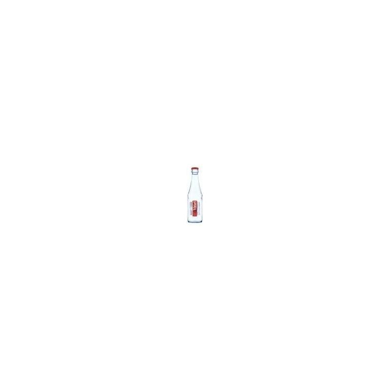Eau VITTEL - 24 bouteilles de 25 cl en verre consigné (consigne de 4,20 € comprise dans le prix)