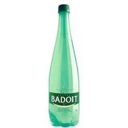 Bottiglia d'acqua PET BADOIT in plastica da 50 cl