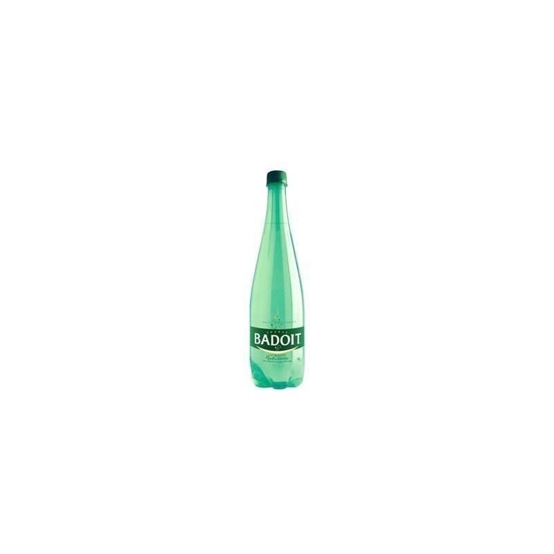 Agua BADOIT PET botella de plástico 50 cl