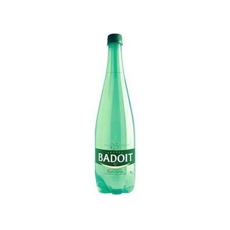 Eau BADOIT bouteille plastique PET 1 L