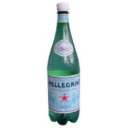 SAN PELLEGRINO water bottle PET plastic 50 cl
