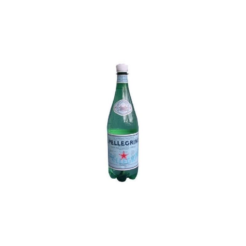 Botella de agua SAN PELLEGRINO PET plástico 50 cl