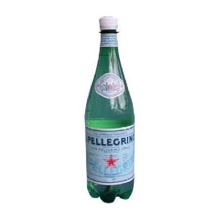 Bottiglia d'acqua SAN PELLEGRINO PET plastica 50 cl