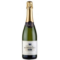 Baron Rothberg Raw sparkling wine AOC 75 cl