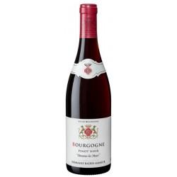 BOURGOGNE Pinot Noir Bader-Mimeur Dessous Les Mues Rotwein AOC 75 cl