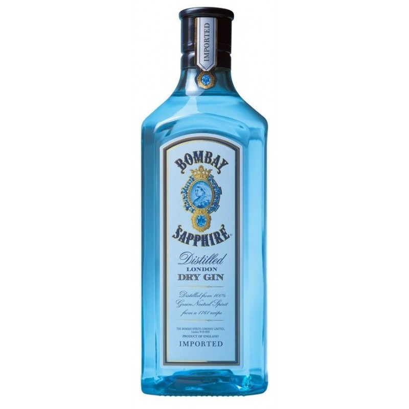GIN Bombay Sapphire 40 ° 70 cl