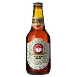 Bier HITACHINO NEST CLASSIC ALE Bernstein Japan IPA 7 ° 33 cl