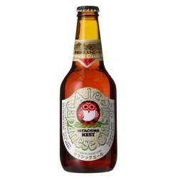 Bière HITACHINO NEST CLASSIC ALE Ambrée Japon IPA 7° 33 cl