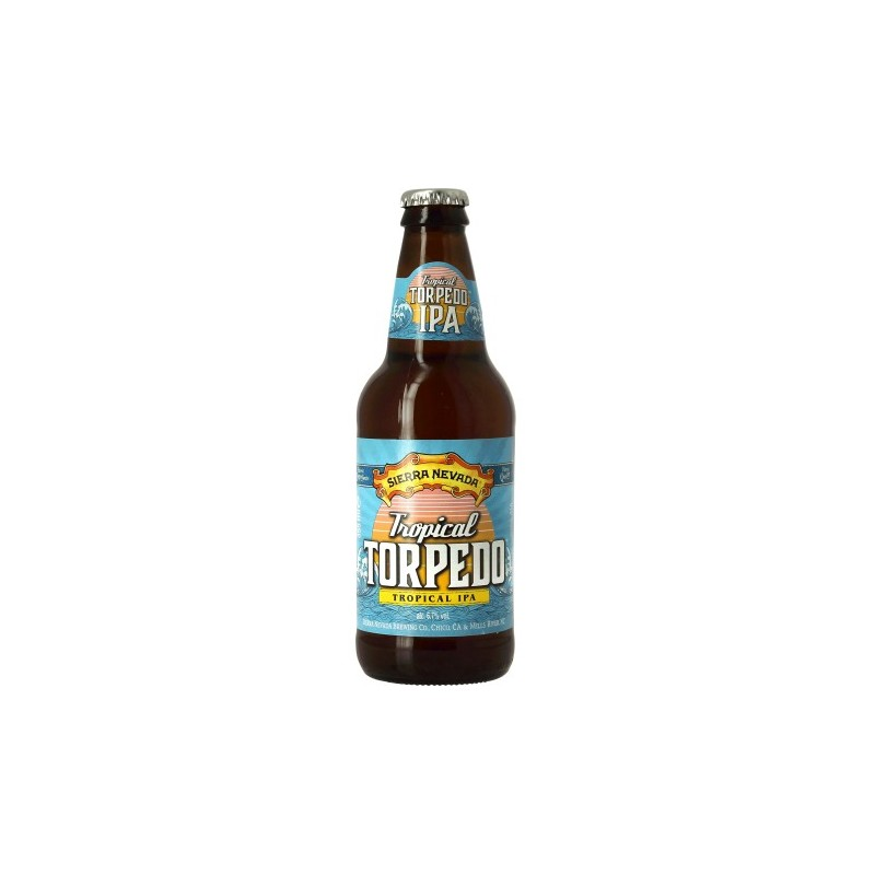 Beer SIERRA NEVADA TROPICAL TORPEDO Blonde USA 6.7 ° 35.5 cl