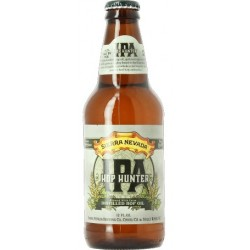 Beer SIERRA NEVADA HOP HUNTER Blond USA IPA 6.2 ° 35.5 cl