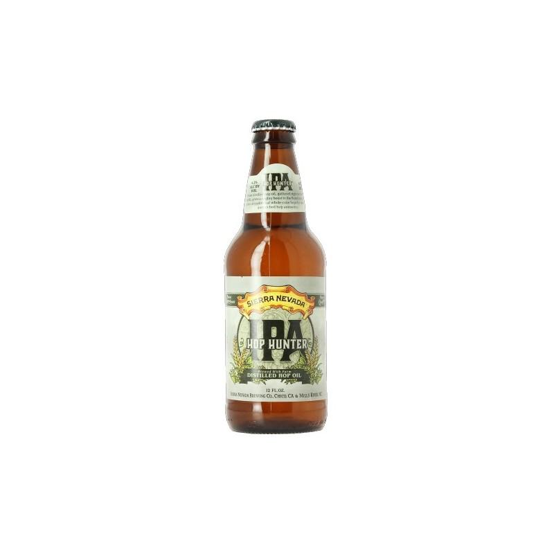 Cerveza SIERRA NEVADA HOP HUNTER Lager USA IPA 6.2 ° 35.5 cl