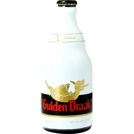 Beer GULDEN DRAAK Belgian Brown 10.5 ° 33 cl