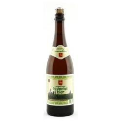 Bière HOMMEL BIER Bonde Belge 7,5° 75 cl