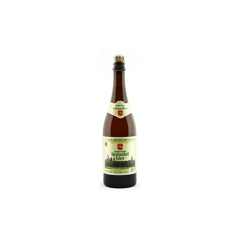 HOMMEL BEER beer Belgian blond 7,5 ° 75 cl