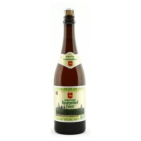 Cerveza HOMMEL BEER Lager Belga 7,5 ° 75 cl
