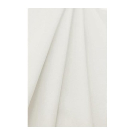 White tablecloth in non-woven paper width 1.20 m - roll of 50 m