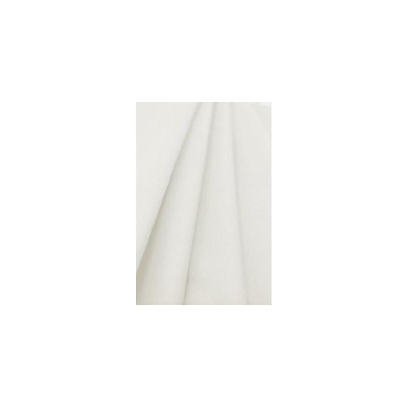 Nappe Blanche en papier intissé largeur 1,20 m - le rouleau de 25 m