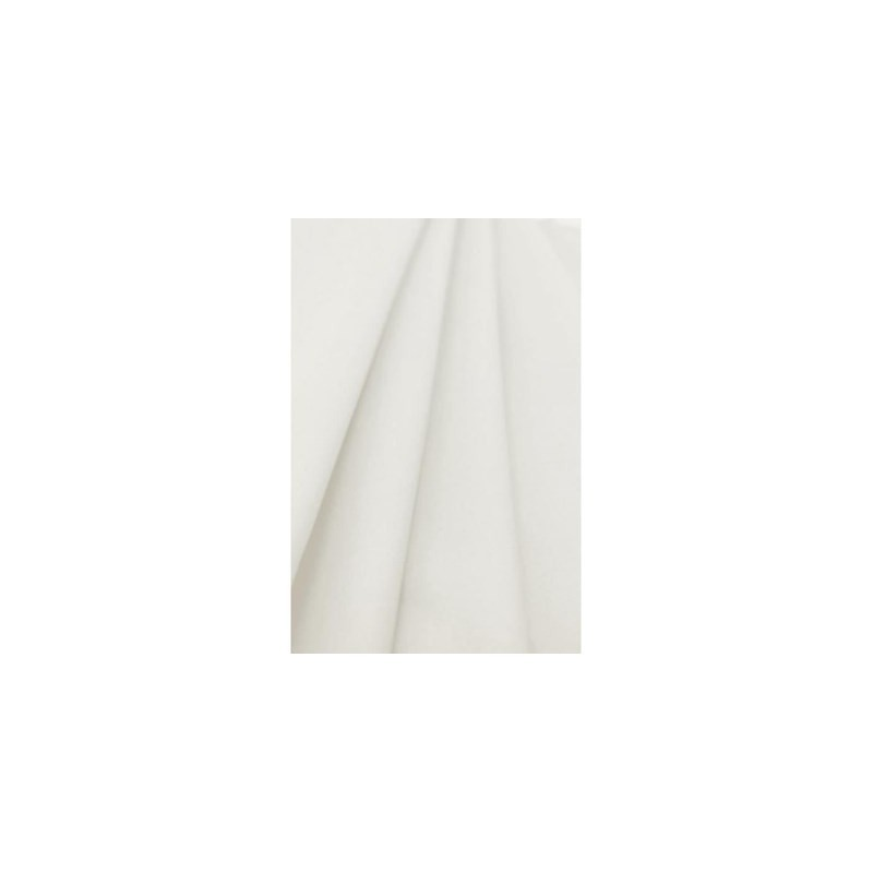 White tablecloth in non-woven paper width 1.20 m - roll of 25 m