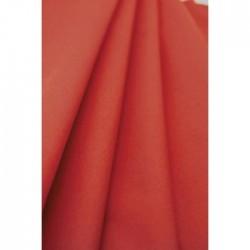 Rote Tischdecke aus Vliespapier Breite 1,20 m - die 25 m Rolle
