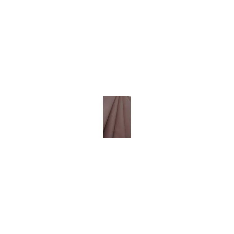 Tablecloth Taupe paper nonwoven width 1.20 m - the 25 m roll