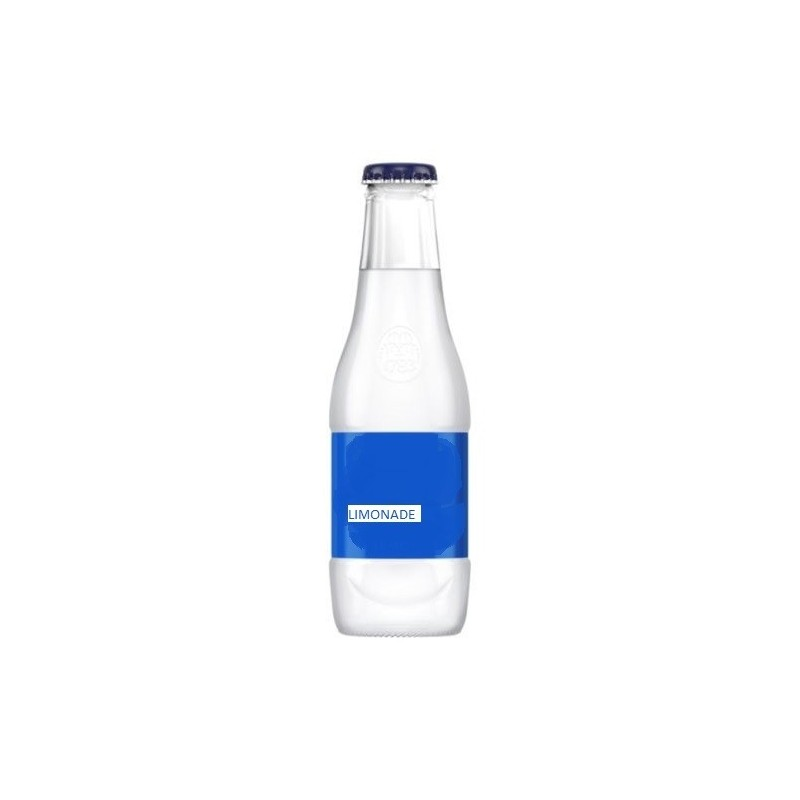 LIMONADE 24 bottles of 25 cl in returnable glass (deposit of 4.20 € included in the price)