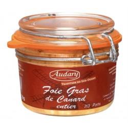 FOIE GRAS de Canard entier - Bocal 120 g
