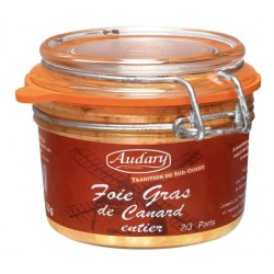 Whole Duck Foie Gras - Jar 120 g