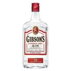GIN Gibson's 37,5° 70 cl