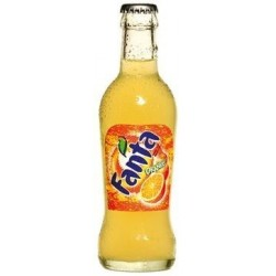 FANTA Orange VP 33 cl